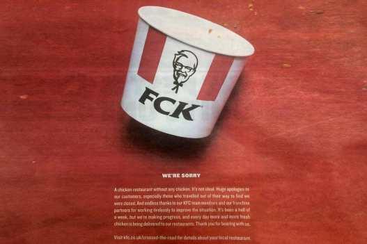 KFC FCK